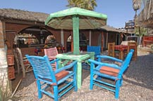 pueblo magico restaurant and bar - todos santos, mexico