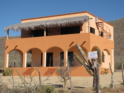 Casa Feliz Vacation Rental - Todos Santos, Baja California Sur, Mexico